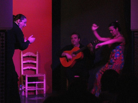 Photo Flamenco a Siviglia in Seville - Pictures and Images of Seville