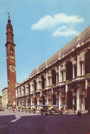 Basilica Palladiana e Torre di Piazza
