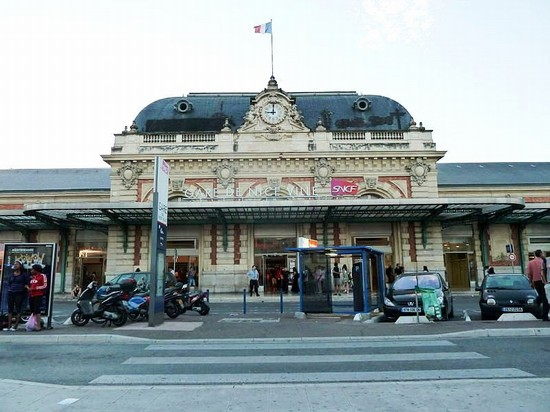 Photo nizza stazione di nizza in Nice - Pictures and Images of Nice