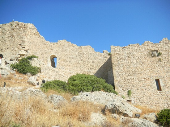 Photo rodi mura di rodi in Rhodes - Pictures and Images of Rhodes - 550x412  - Author: Editorial Staff, photo 1 of 109