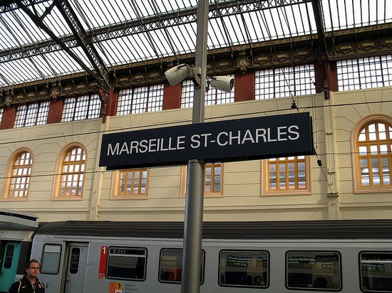 Photo marsiglia la stazione di marsiglia in Marseille - Pictures and Images of Marseille - 550x412  - Author: Editorial Staff, photo 1 of 133
