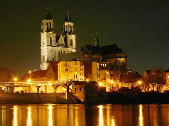 Il Duomo di Magdeburgo, simbolo della città