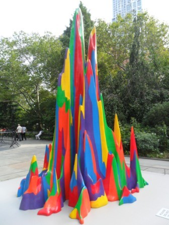 Photo scultura  al city all park new york in New York - Pictures and Images of New York - 336x448  - Author: Marisa, photo 146 of 594