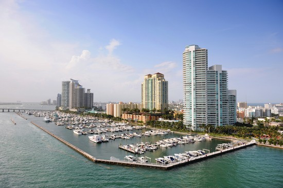Photo dall alto di miami miami in Miami - Pictures and Images of Miami - 550x366  - Author: Editorial Staff, photo 42 of 123