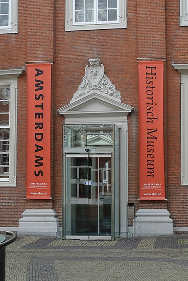 Photo amsterdam historisch museum amsterdam in Amsterdam - Pictures and Images of Amsterdam - 368x550  - Author: Editorial Staff, photo 1 of 331