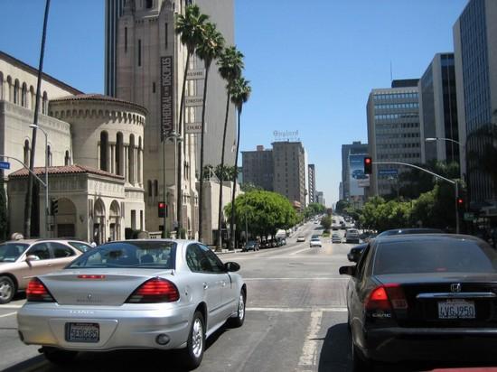 Photo los angeles wilshire boulevard photos de los angeles et images 550x412 auteur la - Office de tourisme los angeles ...