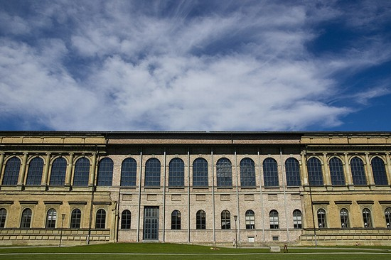 Photo Alte Pinakothek, Monaco in Munich - Pictures and Images of Munich