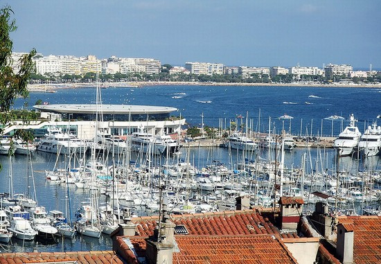 Photo Il vieux port a Cannes in Cannes - Pictures and Images of Cannes