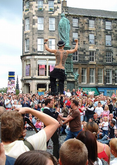 Photo edimburgo festival di edimburgo in Edinburgh - Pictures and Images of Edinburgh