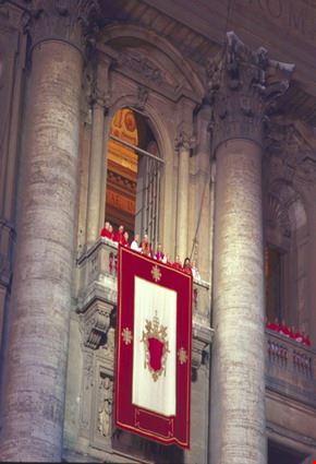 5516 roma basilica di san pietro santo padre