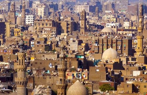 Panorama Il Cairo