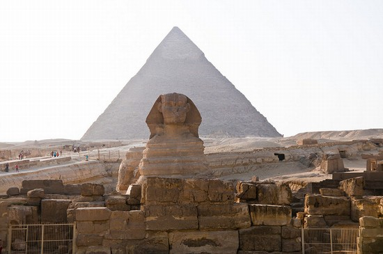 FASCINATE PYRAMIDS OF GIZA a CAIRO