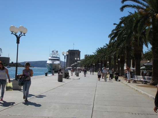 Photo lungomare spalato in Split - Pictures and Images of Split