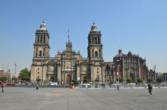 Foto Cattedrale Metropolitana e Tabernacolo a Città del Messico - 550x364  - Autore: Redazione, foto 1 di 15