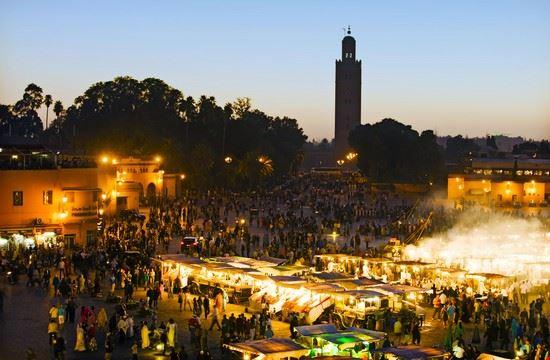 Piazza Djemaa El Fna, Marrakech