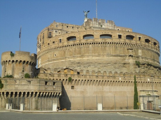 Photo castel sant angelo roma in Rome - Pictures and Images of Rome - 550x412  - Author: Marco, photo 16 of 1231