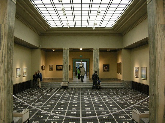 Photo Museo Kunsthaus a Zurigo in Zurich - Pictures and Images of Zurich
