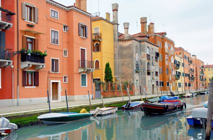 Foto case colorate a venezia 425x280 autore redazione foto 73 di 782 - Colori per esterni case foto ...