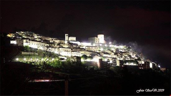 panorama di Malvito(CS)