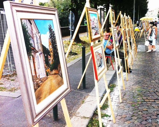 Photo en plein air in Turin - Pictures and Images of Turin