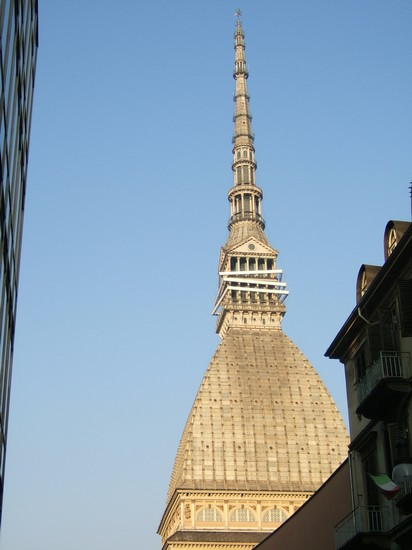 Photo La Mole antonelliana in Turin - Pictures and Images of Turin