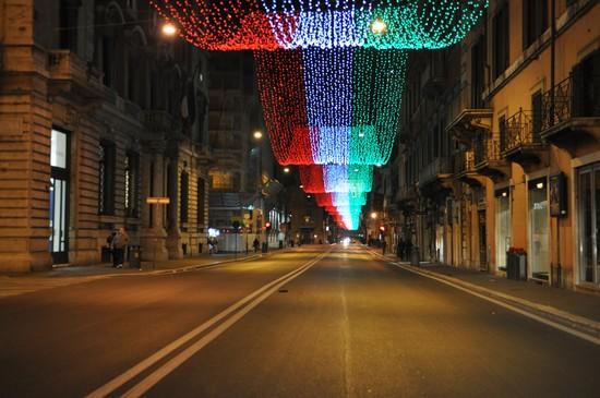 Via del corso tricolore roma bilder und fotos aus rom for Corso grafica roma