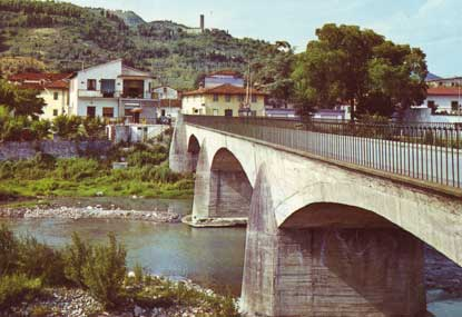 Foto ponte per montebonello e veduta della torre a rufina for Progettista di ponti online gratuito
