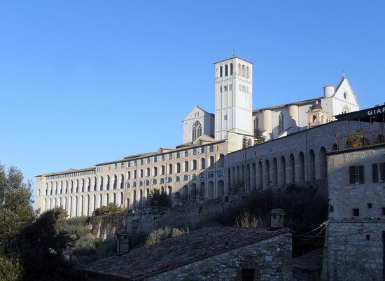 Photo Convento San francesco in Assisi - Pictures and Images of Assisi