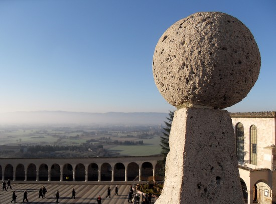 Photo panorama assisi in Assisi - Pictures and Images of Assisi