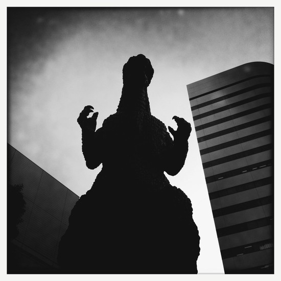 Photo godzilla tokyo in Tokyo - Pictures and Images of Tokyo - 550x550  - Author: Gabriele, photo 11 of 161