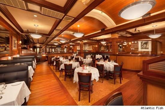 Atlantic fish company boston food wine for Atlantic fish company boston