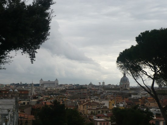 Photo vista su roma in Rome - Pictures and Images of Rome
