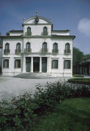 Photo villa Widmann-Foscari in Venice - Pictures and Images of Venice