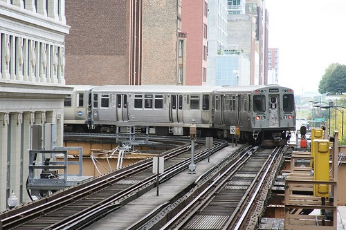 Photo chicago the l in Chicago - Pictures and Images of Chicago - 500x333  - Author: Editorial Staff, photo 1 of 228