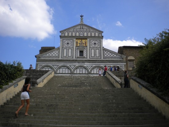 Photo San Miniato al Monte in Florence - Pictures and Images of Florence