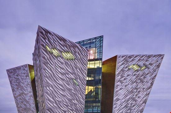 La Facciata del Titanic Belfast