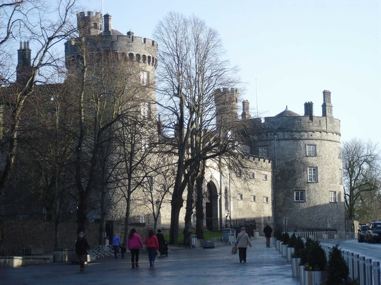 Photo castello kilkenny in Kilkenny - Pictures and Images of Kilkenny - 550x412  - Author: Ruggiero, photo 23 of 20