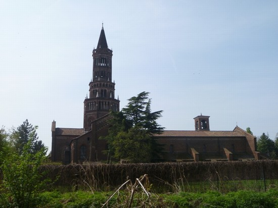 Photo abbazia di chiaravalle in Milan - Pictures and Images of Milan