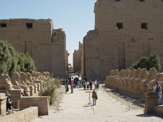 Photo Karnak Temple in Luxor - Pictures and Images of Luxor