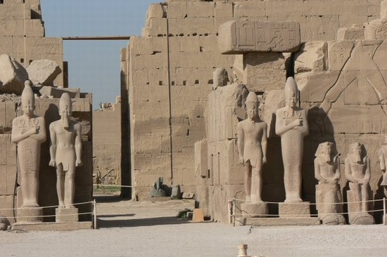 Photo Karnak Temple in Luxor - Pictures and Images of Luxor - 550x366  - Author: Adham, photo 27 of 52