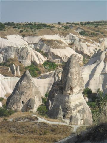 Photo camini delle fate cappadocia in Cappadocia - Pictures and Images of Cappadocia - 359x480  - Author: Ludovico, photo 11 of 58