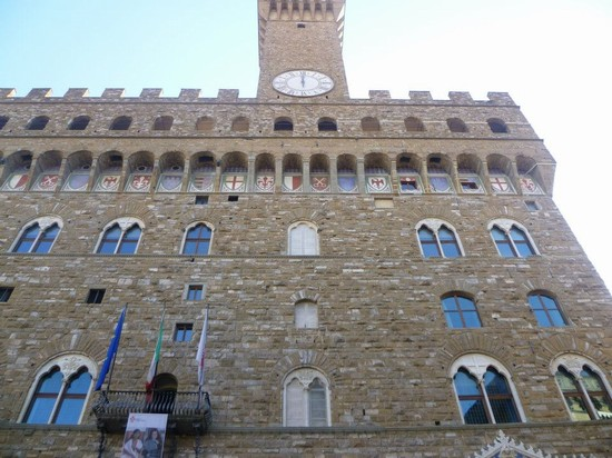 Photo palazzo vecchio firenze in Florence - Pictures and Images of Florence - 550x412  - Author: Marialuciana, photo 69 of 554