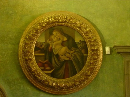 Photo Sala Verde-Madonna in Florence - Pictures and Images of Florence