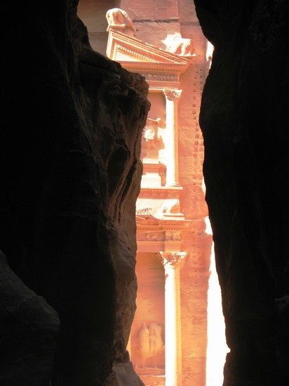 Photo Tempio 2 in Petra - Pictures and Images of Petra