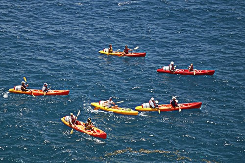 Photo Canoa in Dubrovnik - Pictures and Images of Dubrovnik