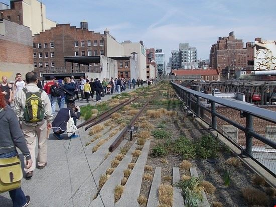 58462 new york high line