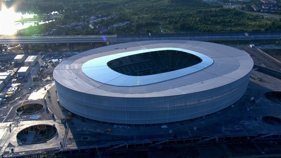 Photo wroclaw stadion miejski di wroclaw in Wroclaw - Pictures and Images of Wroclaw - 550x309  - Author: Editorial Staff, photo 1 of 28