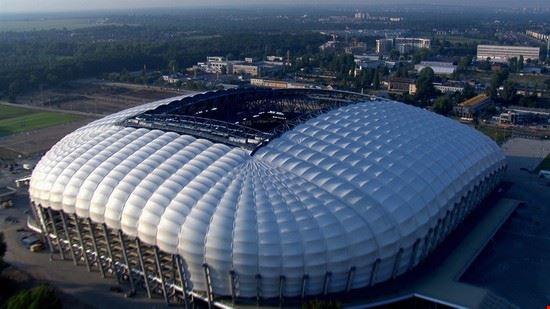 Stadion Miejski di Poznan