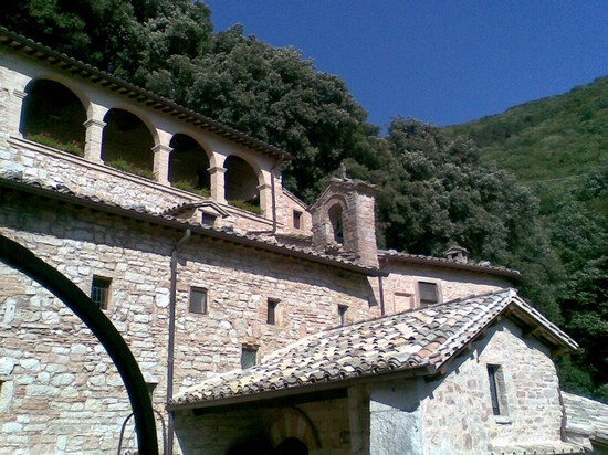 Photo Eremo delle carcerki in Assisi - Pictures and Images of Assisi