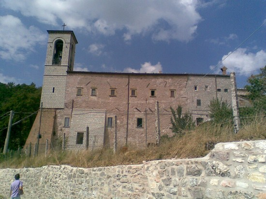 Photo Chiesa di Sant'Ubaldo in Gubbio - Pictures and Images of Gubbio